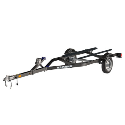 Karavan Trailer's Single Watercraft Low Profile Steel Trailer, model number WCE-1250-46-L-BT